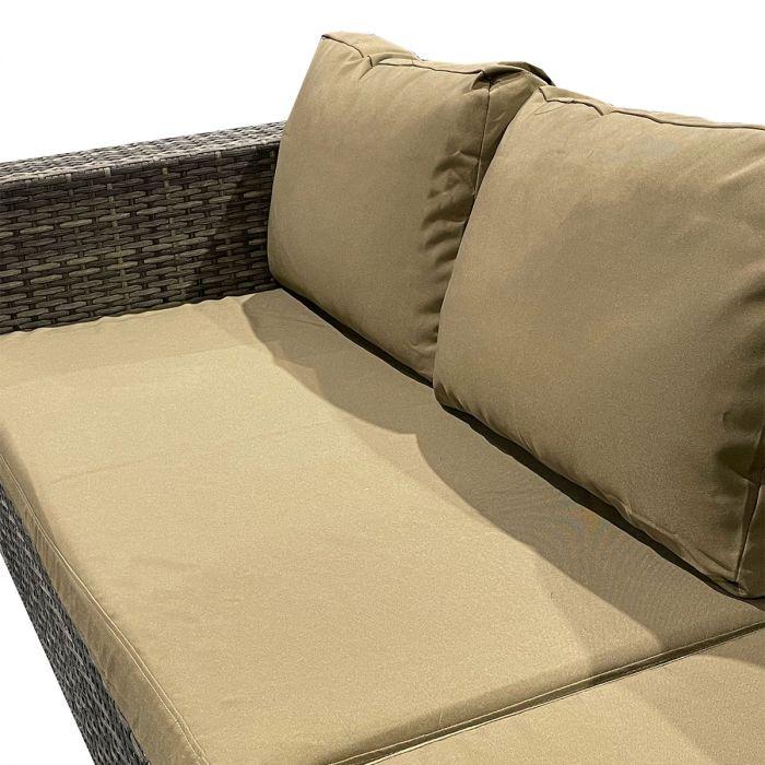 Cameo Brown putetrekk - Sett for komplett Sun dayb