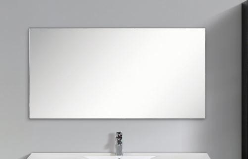 Spegel 120 cm SM grå SM589 1200x700x23