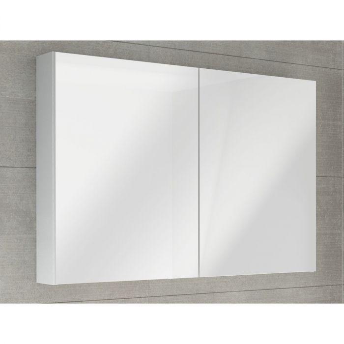 Linda lux spegelskåp 100 cm