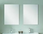 Mona Lisa spegel 60x80, 2 stk