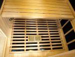 Vasa 2 sauna vänster, 3 personer