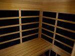 Vasa 2 sauna höger, 3 personer