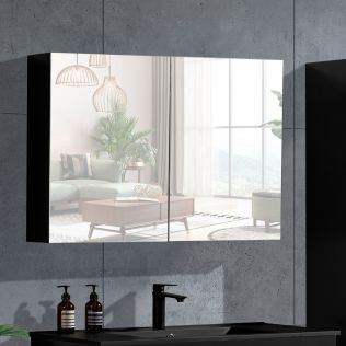 LindaDesign spegelskåp 100 cm