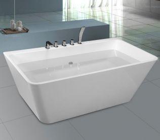 Comfort fristående badkar 170 cm