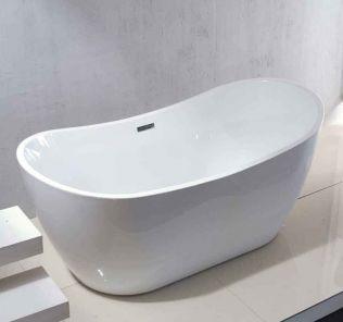 Mauritius fristående badkar 170 cm