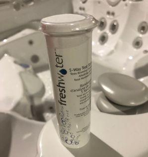 Teststrips - Freshwater 5-way test strips
