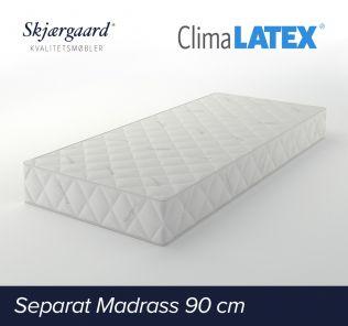 Separat Premium hovedmadrass 90x200x21 cm - medium