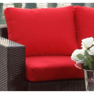Röda dynöverdrag - Komplett för Moonlight Lounge