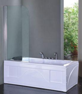 Duschvägg för badkar 601-PF2 - 80x140