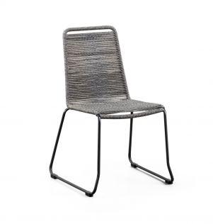 Elos stol grå